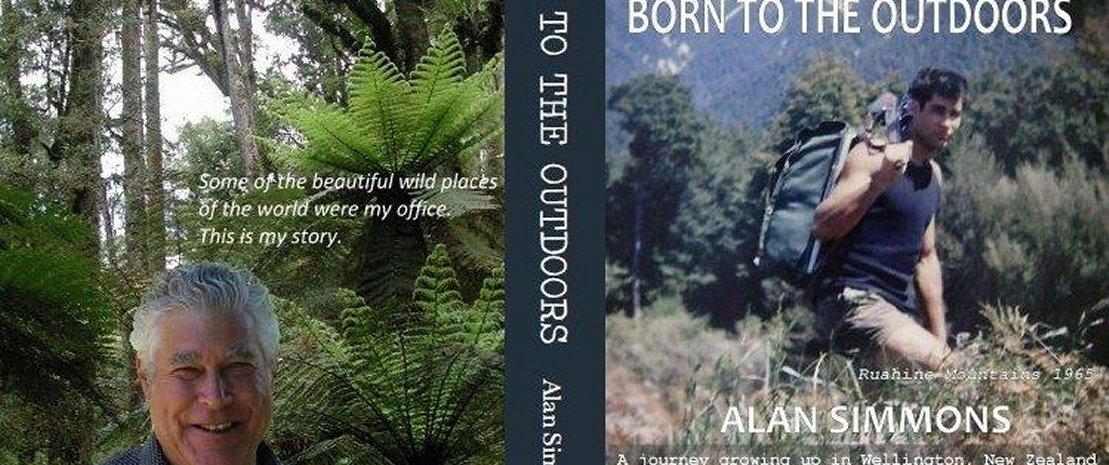 Born To The Outdoors Book