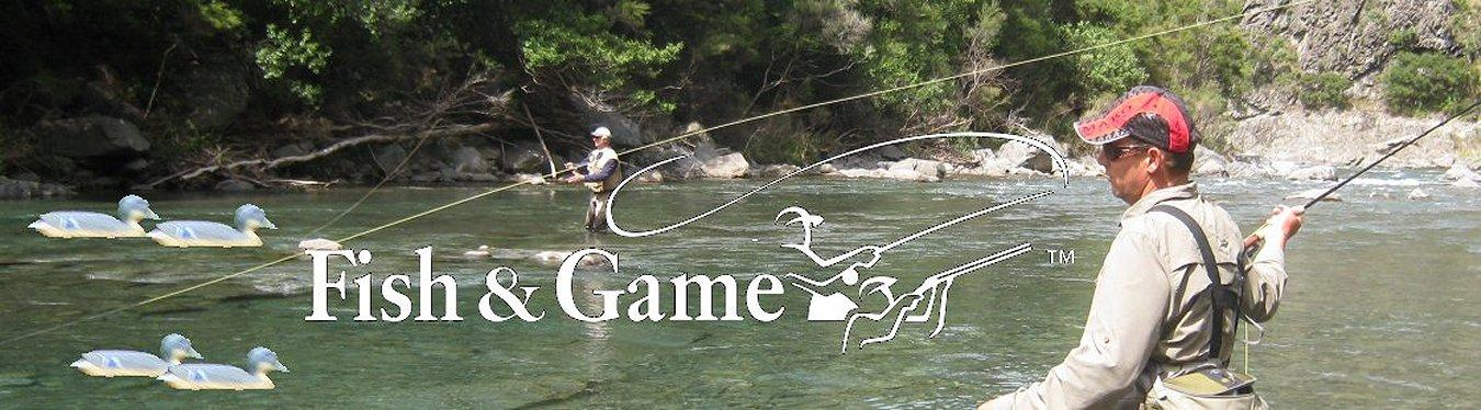 Fight for Fish and Game